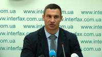 News video: Klitschko back in Ukraine political ring after fight